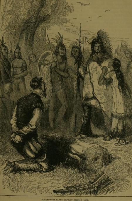 John Smith Pocahontas Real Story