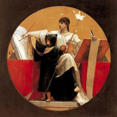 Historia (Allegory of History).