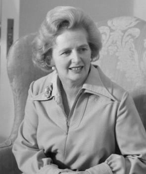 Margaret Thatcher elected as Leader of the Opposition on 18 September 1975.