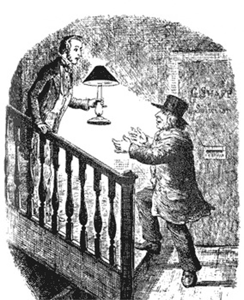 the dismal love story between pip and estella in the novel great expectations by charles dickens Expectations by charles dickens in the novel, pip is a young man who the story, pip is great expectations estella when he went to jail.