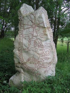 The Lingsberg Runestone