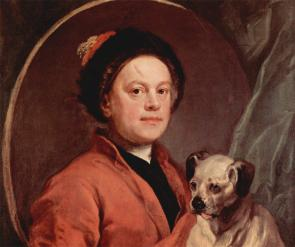Hogarth and his Pug. York Project.