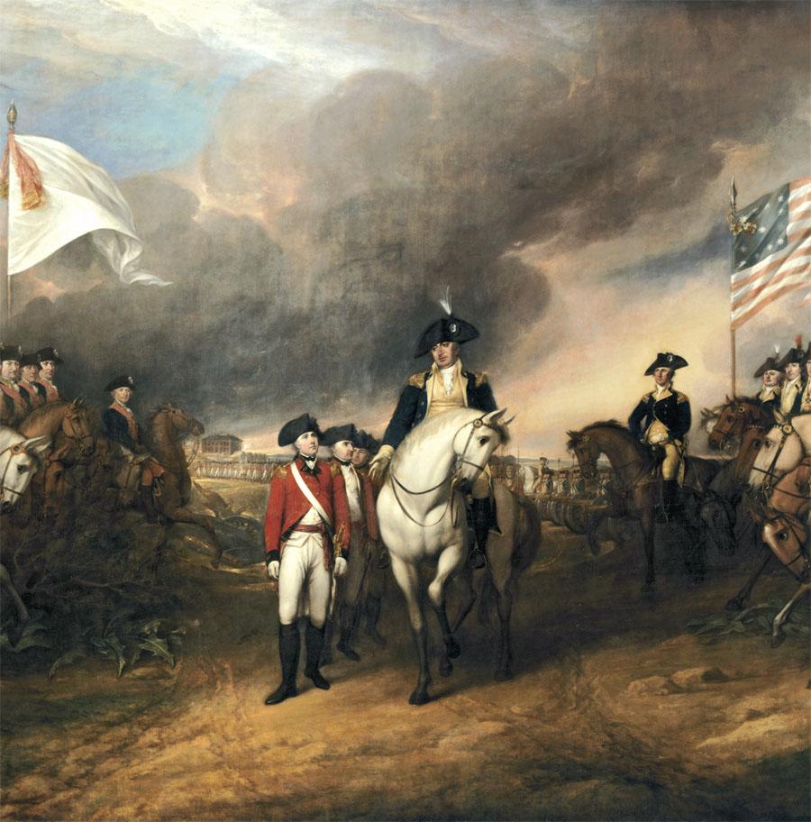 11i. Yorktown and the Treaty of Paris