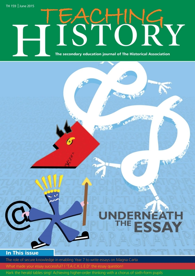 teaching history underneath the essay historical association underneath the essay