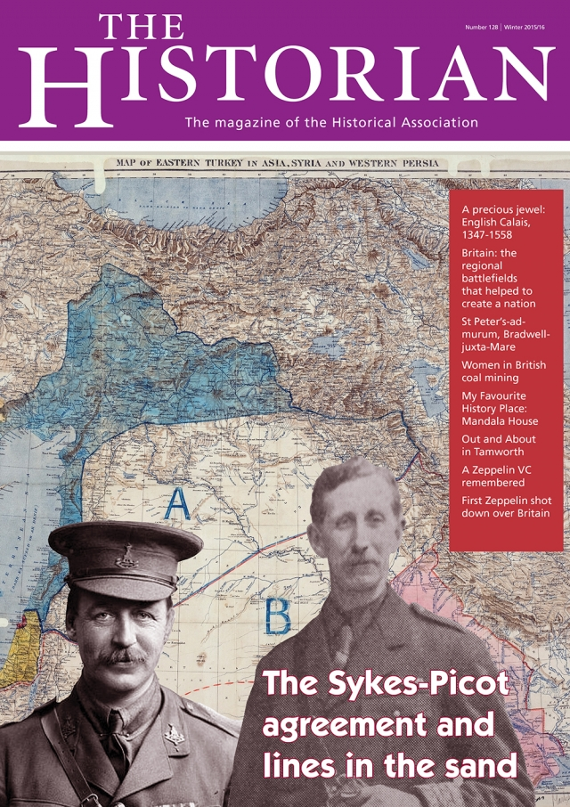 The Sykes Picot Agreement Historical Association