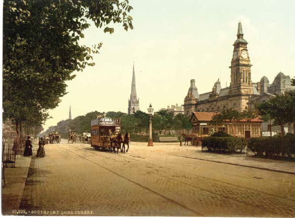 My Favourite History Place: Lord Street, Southport