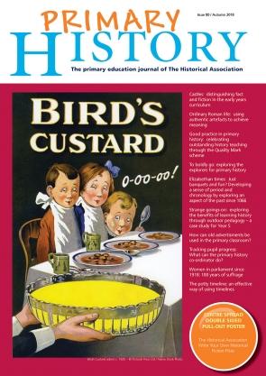 Primary History magazine