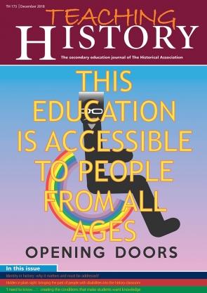 Teaching History journal