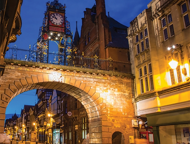 Out and About in Chester / Historical Association