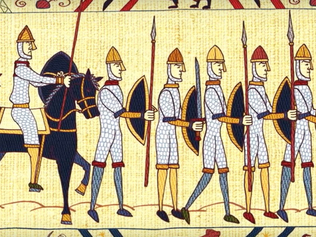 Anglo-Saxons and Normans / Historical Association