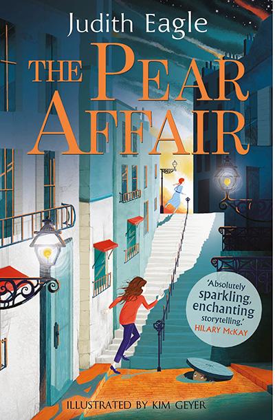 The Pear Affair By Judith Eagle title=