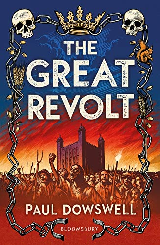 The Great Revolt By Paul Dowswell